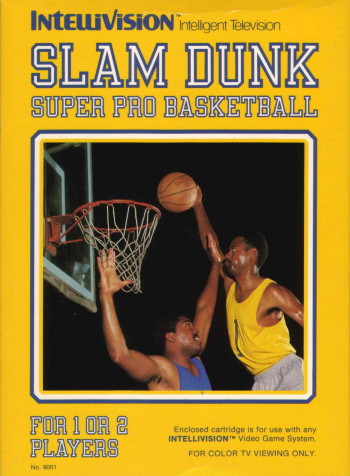 Slam Dunk Super Pro Basketball