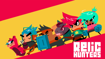 Relic Hunters Zero