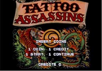 Tattoo Assassins