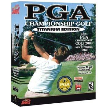 PGA Championship Golf 2000: Titanium Edition