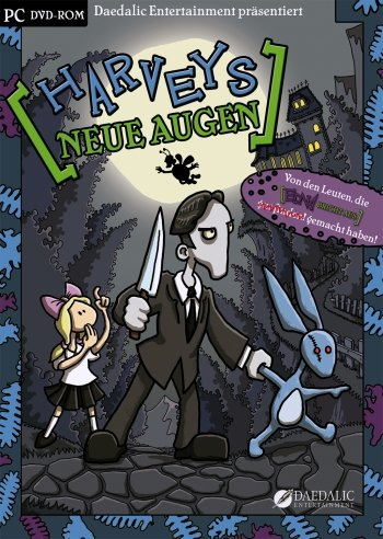 Edna and Harvey: Harvey's New Eyes