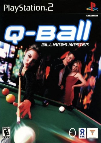 Q-Ball Billiards Master