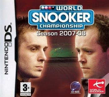 World Snooker Championship: Season 2007-08