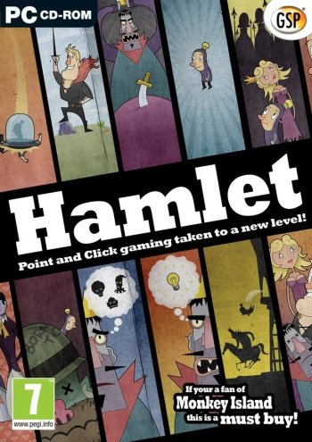 Hamlet or the last game without MMORPG elements, shaders, and product placement