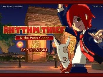 Rhythm Thief & the Paris Caper