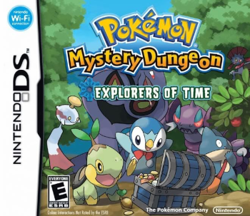 Pokémon Mystery Dungeon: Explorers of Darkness/Time