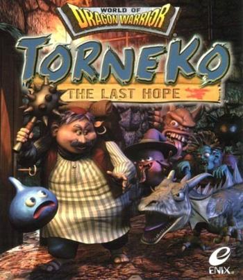 World of Dragon Warrior: Torneko: The Last Hope
