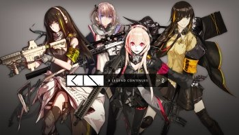 Girls Frontline