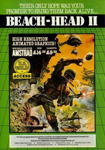 Beach Head 2 The Dictator Strikes Back