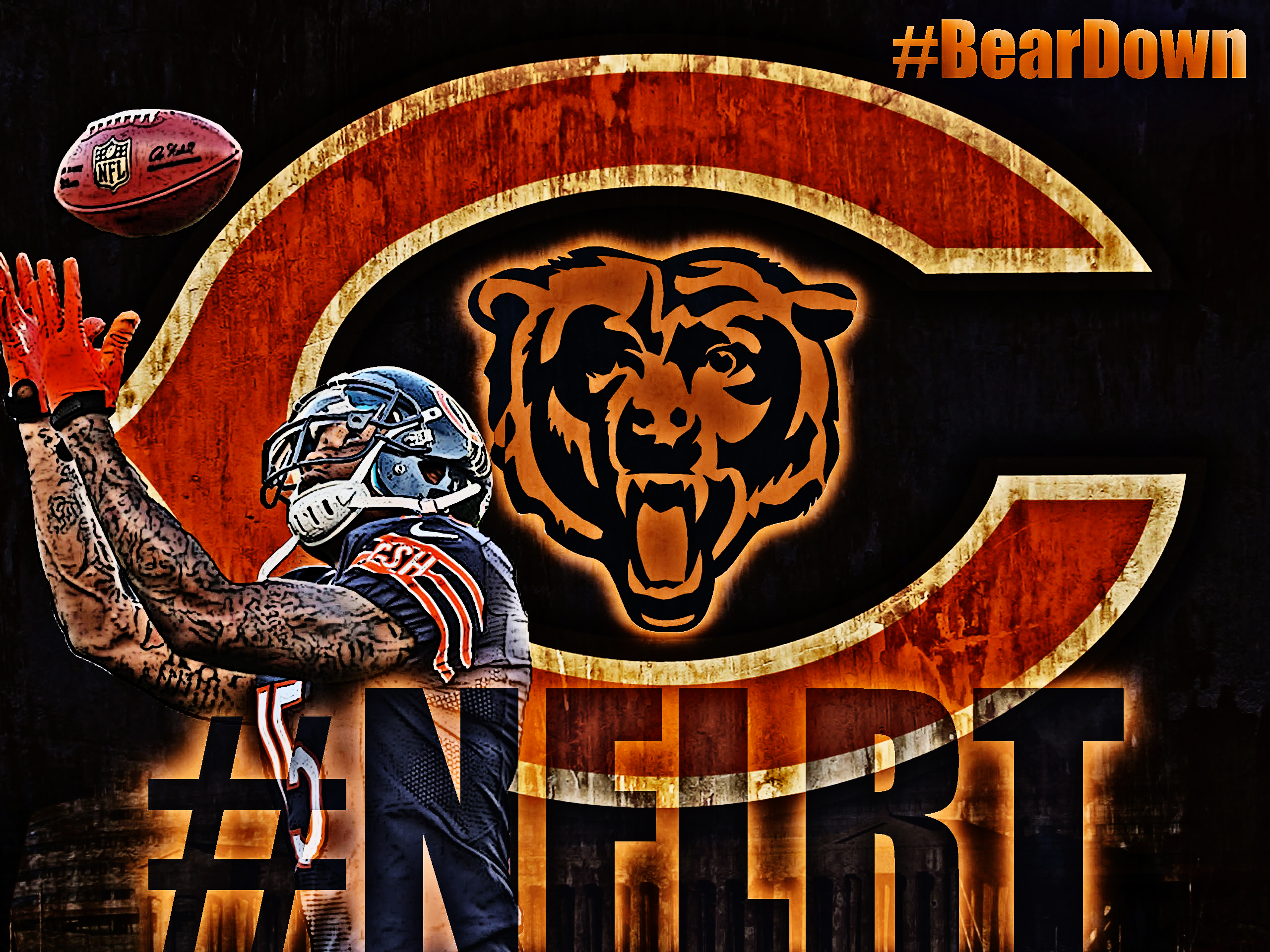 chicago bears - HD 2560×1920