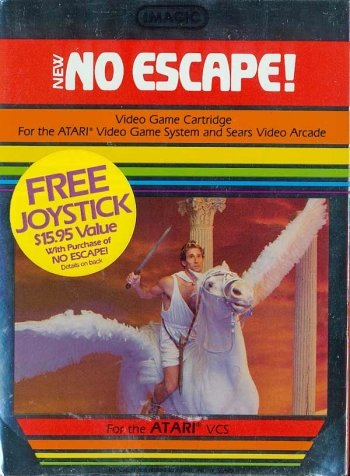 No Escape!