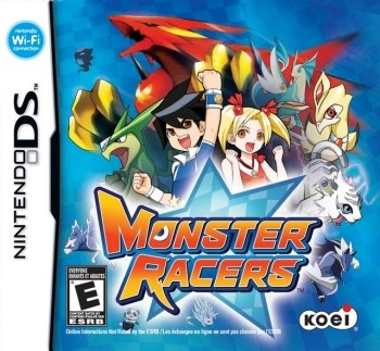 Monster Racers