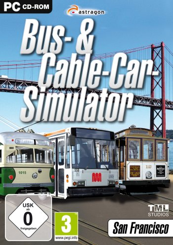 Bus & Cable-Car Simulator