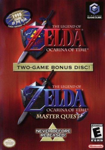 The Legend of Zelda: Two-Game Bonus Disc!