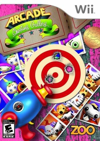 Arcade Shooting Gallery