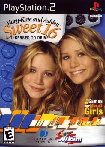 Mary-Kate and Ashley: Sweet 16: Licensed to Drive