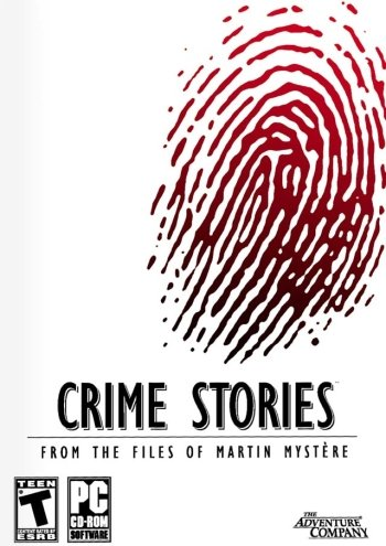 Crime Stories: From the Files of Martin Mystère