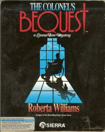 Laura Bow: Colonel's Bequest