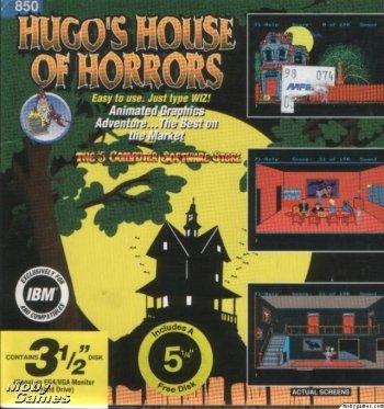 Hugo I: House of Horrors (1990)