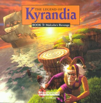 The Legend of Kyrandia: Malcolm's Revenge