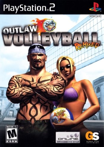 Outlaw Volleyball: Remixed