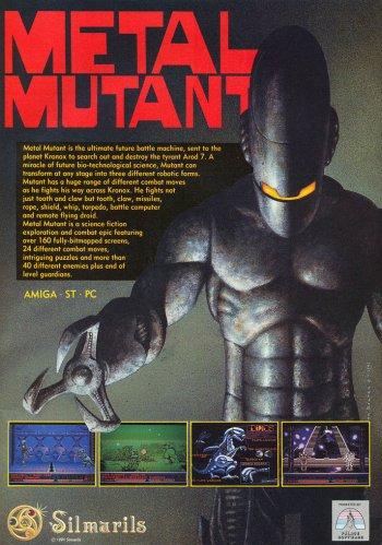 Metal Mutant