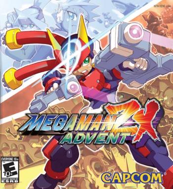 Mega Man ZX Advent