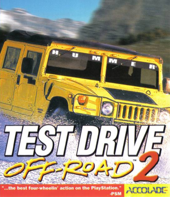 Test Drive: Off-Road 2