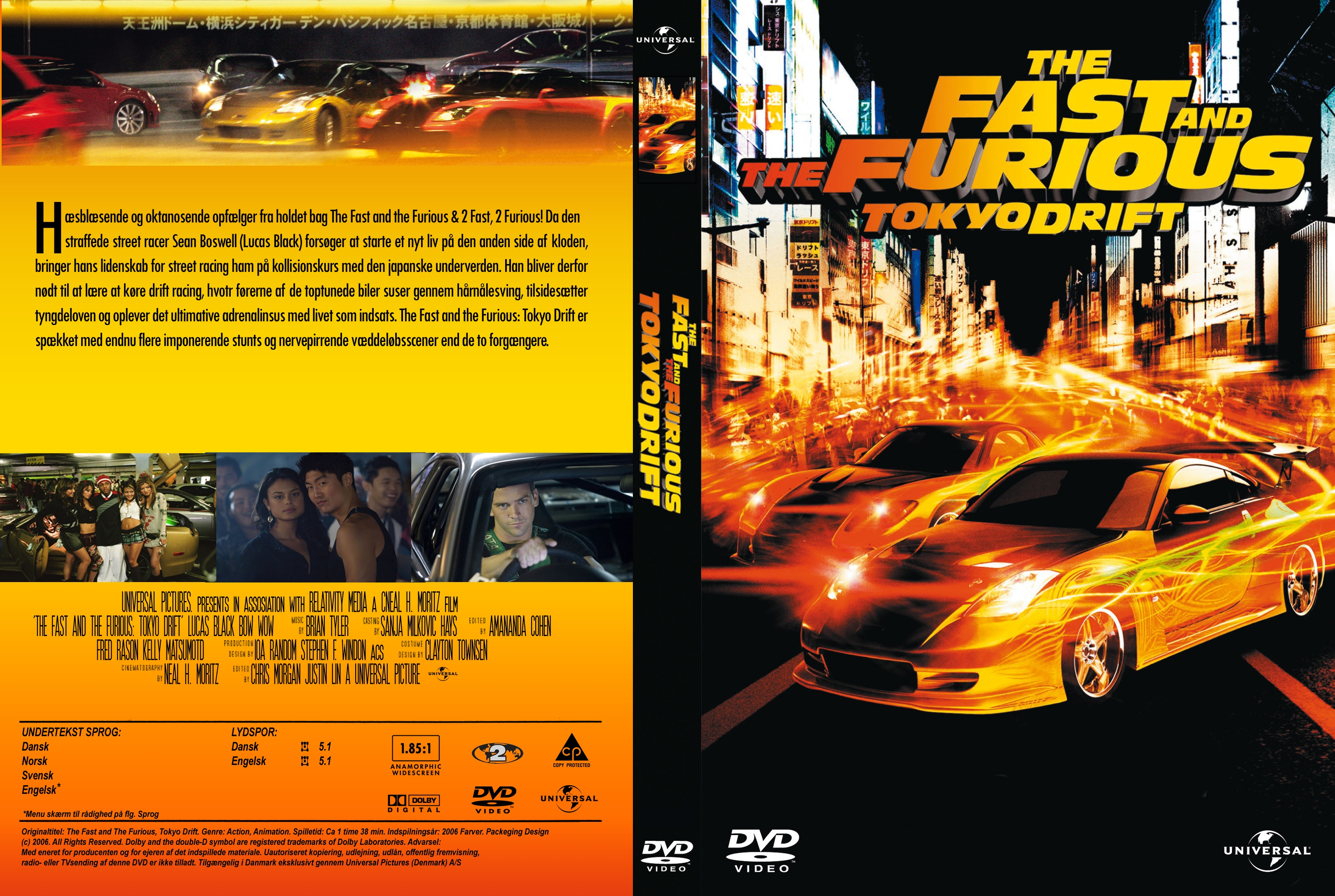 Fast And Furious 3 Full Movie >> The Fast And The Furious Tokyo Drift Image Id 202015