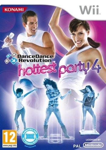 Dance Dance Revolution: Hottest Party 4