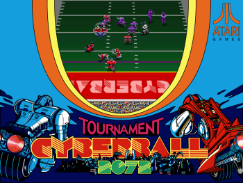 Tournament Cyberball 2072