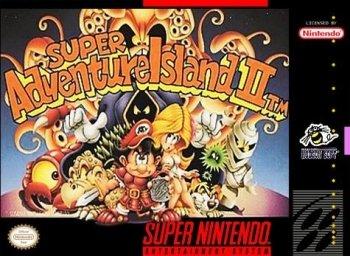 Super Adventure Island II