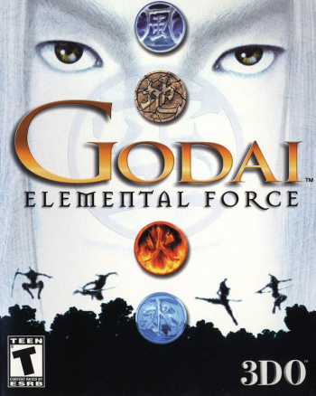 GoDai: Elemental Force