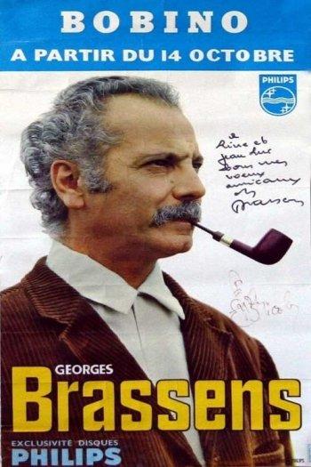 Georges Brassens - Live à Bobino