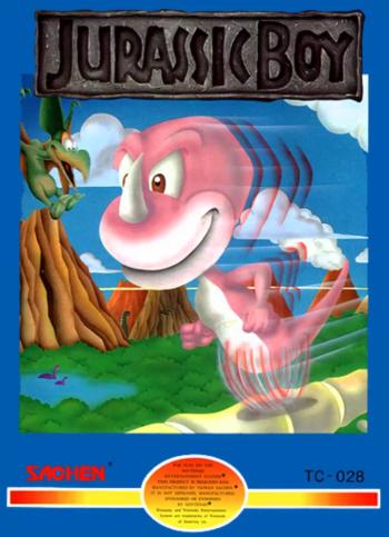 Jurassic Boy