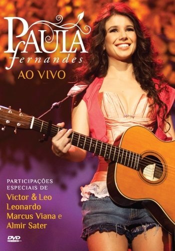 Paula Fernandes - Live