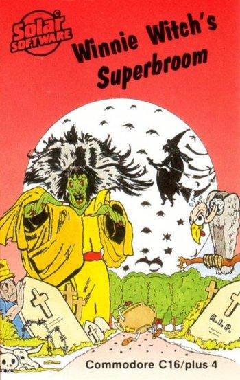 Winnie Witch's Superbroom