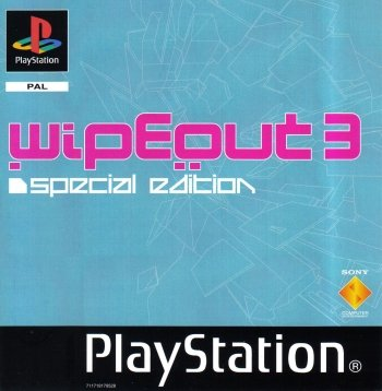 Wipeout 3 Special Edition