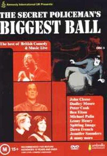 The Secret Policeman's Biggest Ball