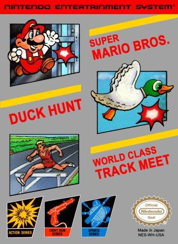 Super Mario Bros. - Duck Hunt - World Class Track Meet