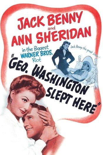 George Washington Slept Here