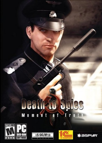 Death to Spies: Moment of Truth