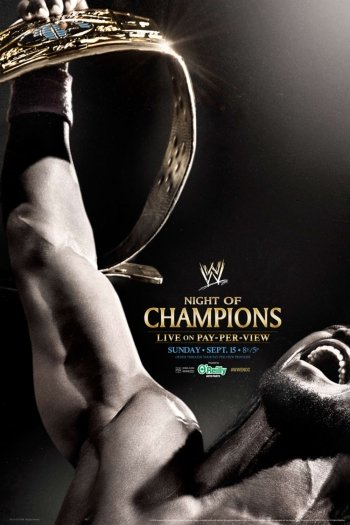 WWE Night of Champions 2013