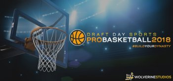 Draft Day Sports: Pro Basketball 2018