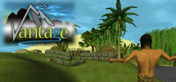 Vantage: Primitive Survival Game