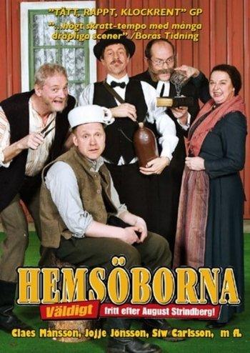 Hemsöborna - Väldigt fritt efter August Strindberg