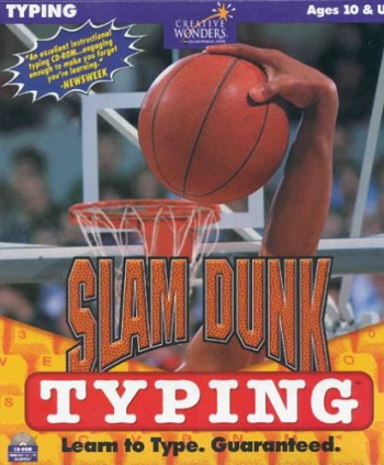 Slam Dunk Typing