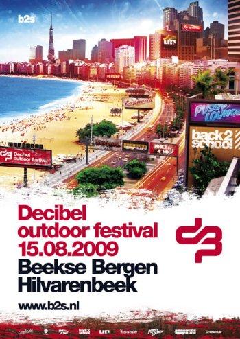 Decibel Outdoor Festival 2009