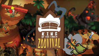 King of the Couch: Zoovival