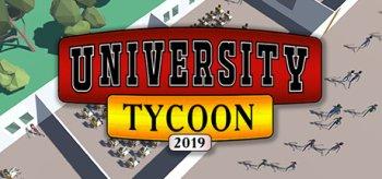 University Tycoon: 2019
